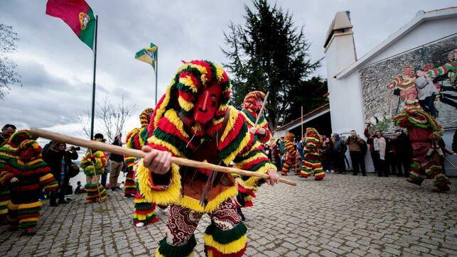 Carnaval en Portugal