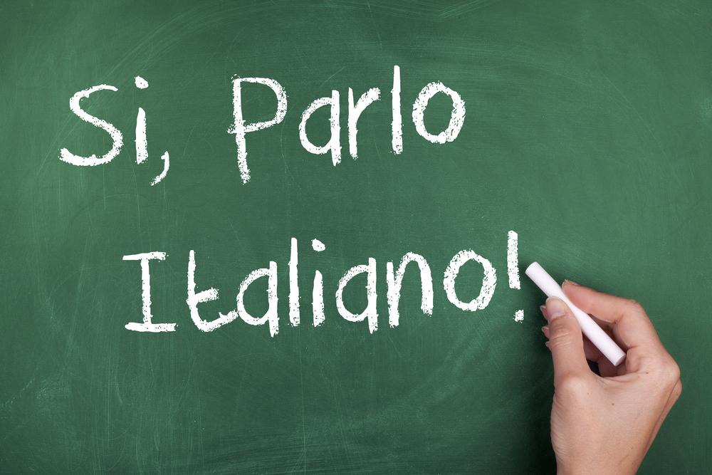 Italiano en el mundo