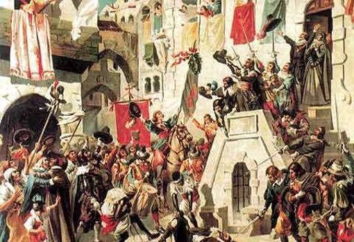 La restauración portuguesa