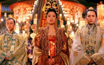 Películas chinas en Netflix