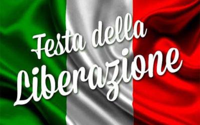 25 de abril día de la liberazione italiana