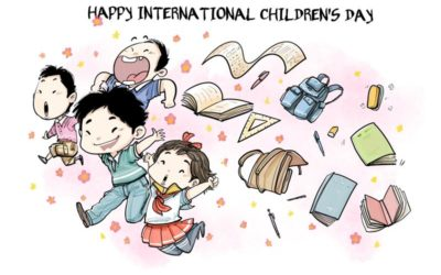 Día de los niños en China