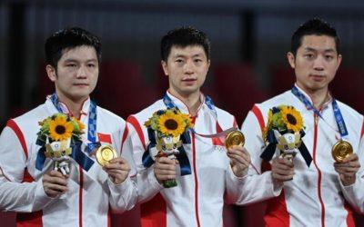 Las estrellas del Ping Pong