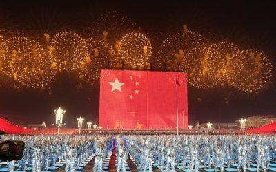 1 de octubre, día de China